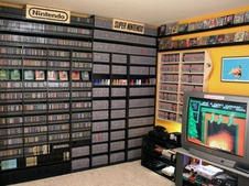 Collection of various old games